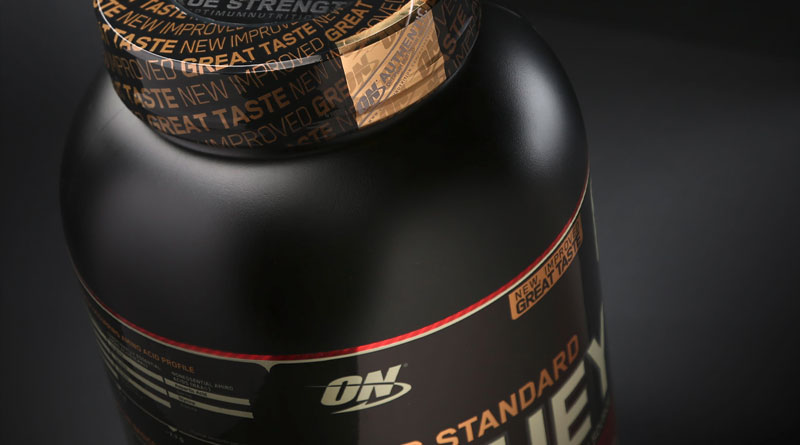 Optimum Nutrition 100 % Whey Gold